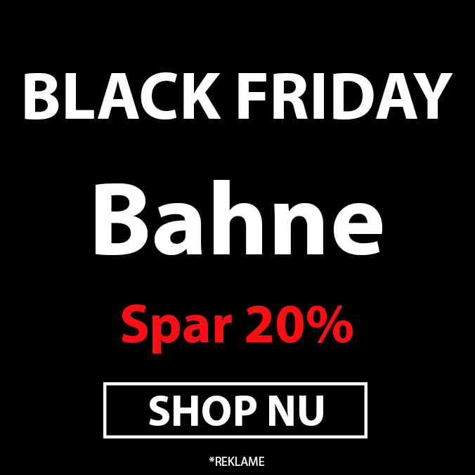 Bahne Black Friday 2020