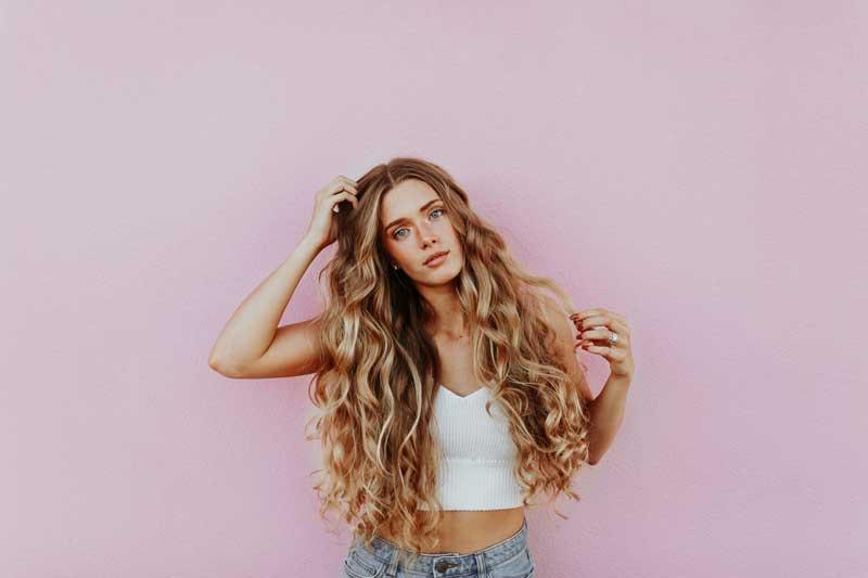Få flot og sundt hår