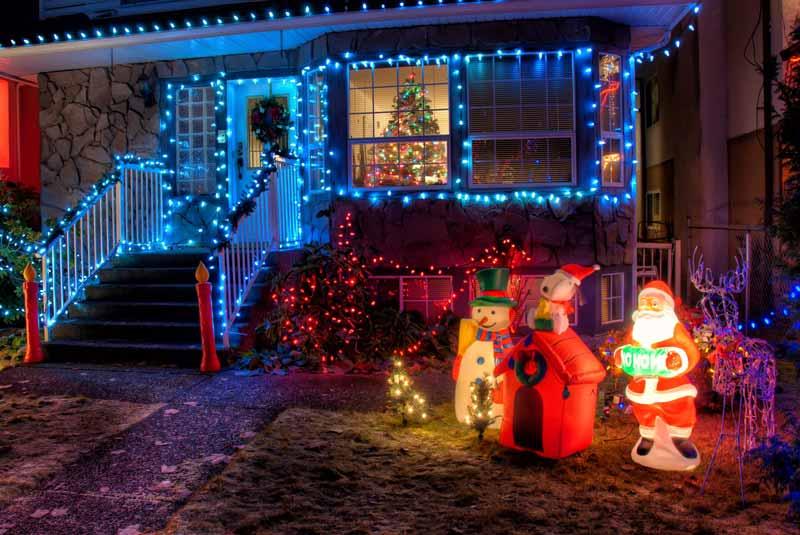 Tre juletraditioner, som oprindeligt kommer fra USA